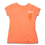 Woman's Throwback V-Neck - Erie Brewing Company  - 1