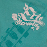 Woman's Throwback V-Neck - Erie Brewing Company  - 3