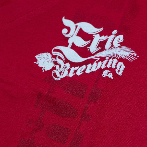 Woman's Railbender Tee (Wholesale) - Erie Brewing Company  - 4