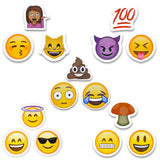 "2"" Emoji Stickers (Variety Pack Set 1)"