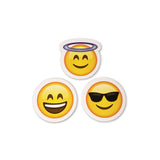Smiling Face With Halo - Halo - Angel Emoji : Smiling Face - Happy Face Emoji : Sunglasses Emoji