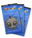 Emoji Alien Air Freshener (3 Pack - Pine Scented)