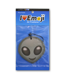 Emoji Alien Air Freshener (6 Pack - Pine Scented)