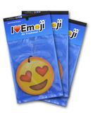 Emoji Heart Eyes Air Freshener (3 Pack - Jasmine Scented)
