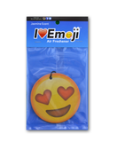 Emoji Heart Eyes Air Freshener (6 Pack - Jasmine Scented)