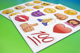Emoji Magnets: Great For Lockers