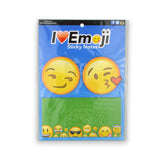 Emoji Sticky Notepads (Green)