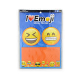 Emoji Sticky Notepads (Orange)