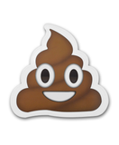"8"" Emoji Poo Sticker"