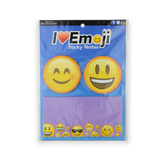 Emoji Sticky Notepads (Purple)