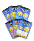 Emoji Sticky Notepads (Complete Set of 12)