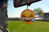 Emoji Tears of Joy Air Freshener (6 Pack - Vanilla Scented)