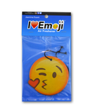 Emoji Kiss Air Freshener (3 Pack - Jasmine Scented)