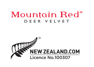 Mountain Red Awared New Zealand Fernmark Accreditation