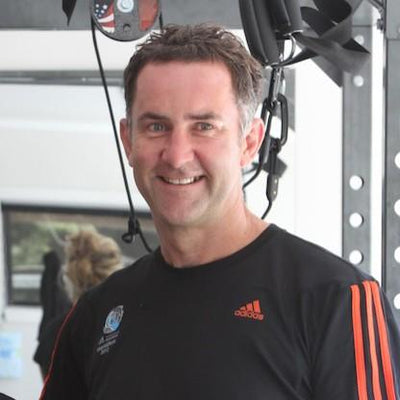Michael Davis - Dad, Trainer, Motivator and Runner