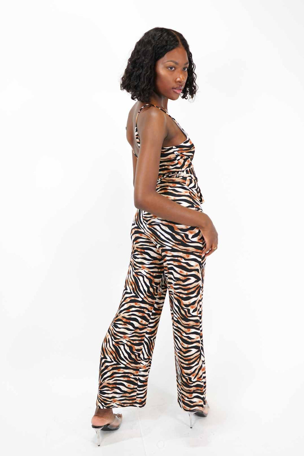 Tiger Queen Jumpsuit