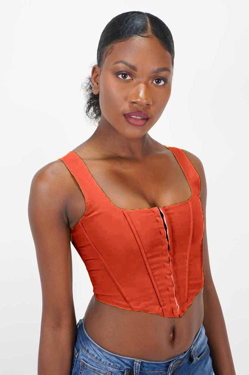 The Popular Cropped Corset