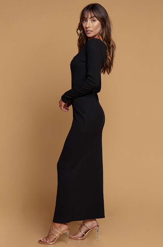 Simply Elegant Maxi Dress