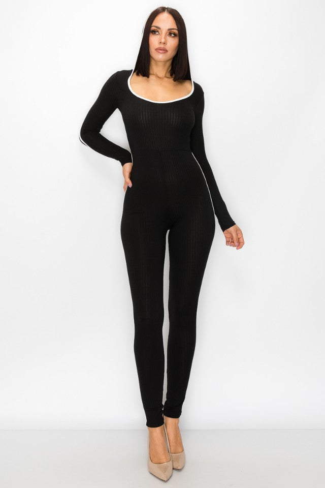 Down the Line Jumpsuit