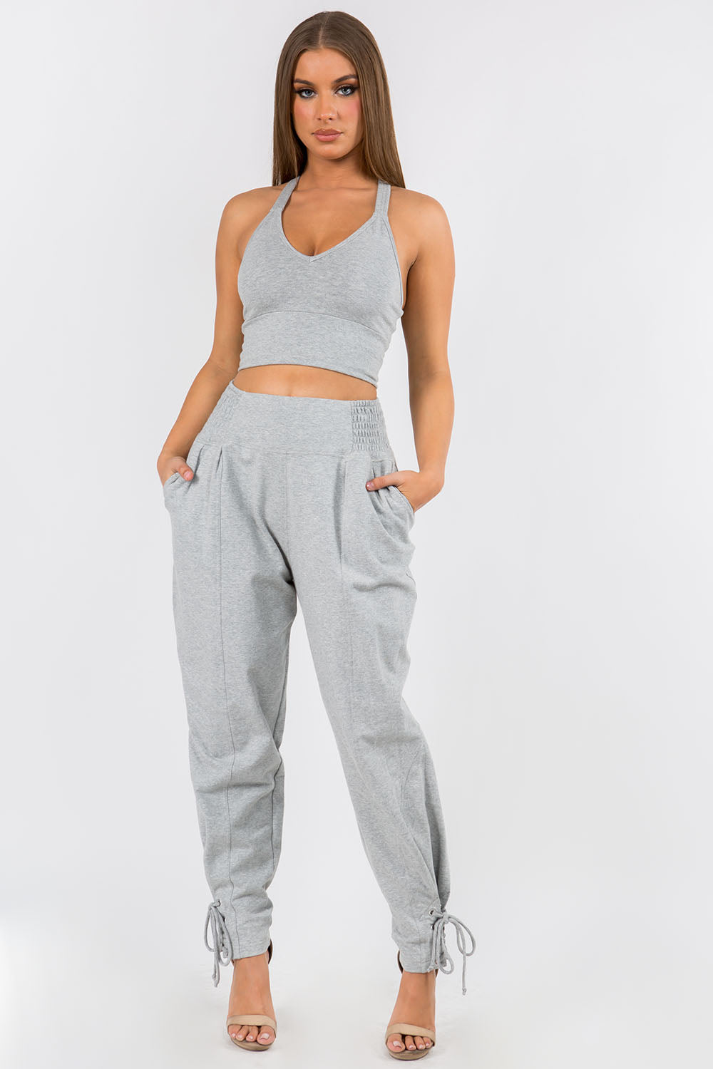 Walk the Talk Joggers Set