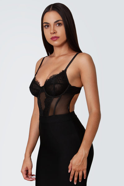 First Class Package Bodysuit