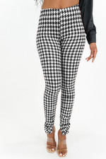 Journey On Ruched High Waist Leggings