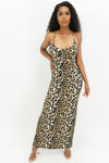 Cat's Claw Sleeveless Maxi Dress