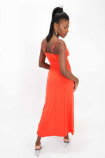 Casino Royale Maxi Dress