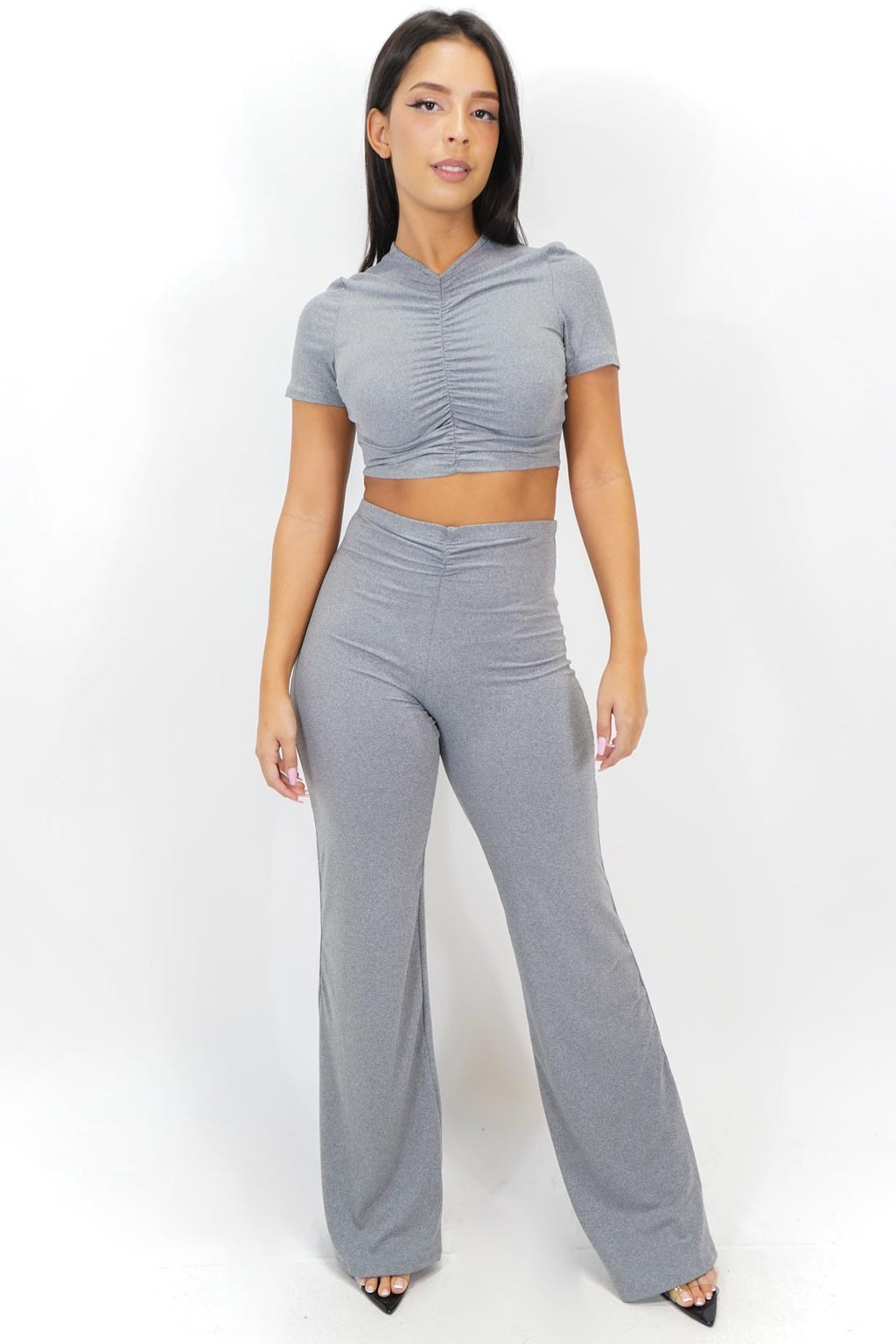 Hip Icon Bell Bottom Pants