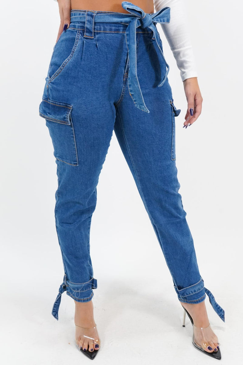 Ready for Takeoff Jeans