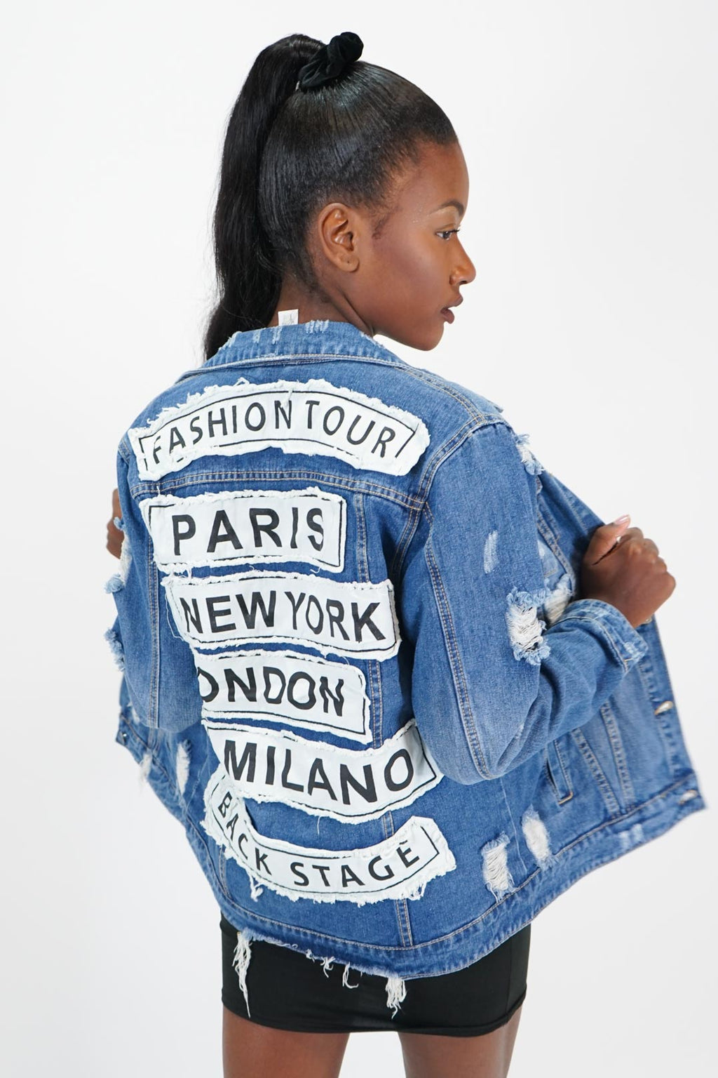 World Tour Denim Jacket