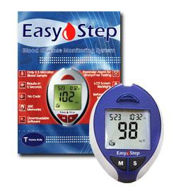 Easy Step Glucose Meter - Total Diabetes Supply
