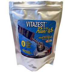VitaZest On the Run Drink Mix Packets - Blueberry - 10 Pack - Total Diabetes Supply