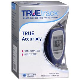 TRUEtrack Glucose Meter - Total Diabetes Supply