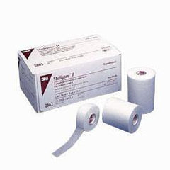 3M Medipore H Soft Cloth Surgical Tape 1 in x 10 yd Roll #2861 Pack of 2 - Total Diabetes Supply