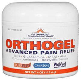 Orthogel Jar  - 4 oz - Total Diabetes Supply