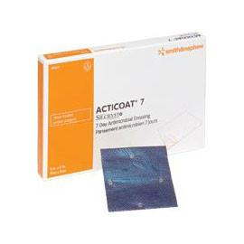Smith and Nephew Acticoat Seven Day Dressing 6in x 6in 420241 - Total Diabetes Supply