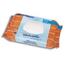Attends Washcloths, 8.7? x 12.5?, Scented - One pkg of 72 each - Total Diabetes Supply