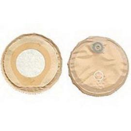 "Contour I Stoma Cap with Flat SoftFlex Skin Barrier 1-15/16"" Stoma Opening 4"" Size - Box of 30 - Total Diabetes Supply"