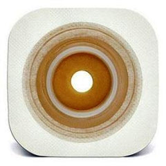 "ConvaTec Little Ones Standard Flexible Wafer with Tape Collar 3"" x 3"" - Box of 5"