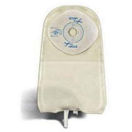 "ConvaTec ActiveLife One-Piece Urostomy Pouch with Cut-to-Fit Stomahesive Skin Barrier and Fold-Up Tap 3/4"" to 1-3/4"" Stoma Opening - Box of 10 - Total Diabetes Supply"