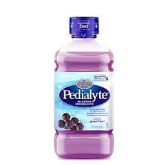 Abbott Nutrition  Pedialyte Rtf, Retail 1 Liter Bottle, Grape - Total Diabetes Supply