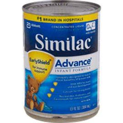 Abbott Nutrition Similac Advance W/iron Concentrate Retail 13Oz - Total Diabetes Supply