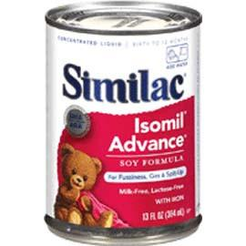 Abbott Nutrition Similac Soy Isomil W/earlyshield, 13 Oz Can - Total Diabetes Supply
