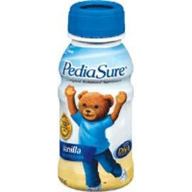 Abbott Nutrition PediaSure Ready-to-Drink Vanilla 8 oz Bottle, Gluten-Free, Milk-Based - One Each - Total Diabetes Supply