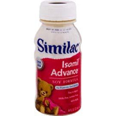 Abbott Nutrition Isomil Advance W/iron Rtf Retail 8Oz Bottle - Total Diabetes Supply