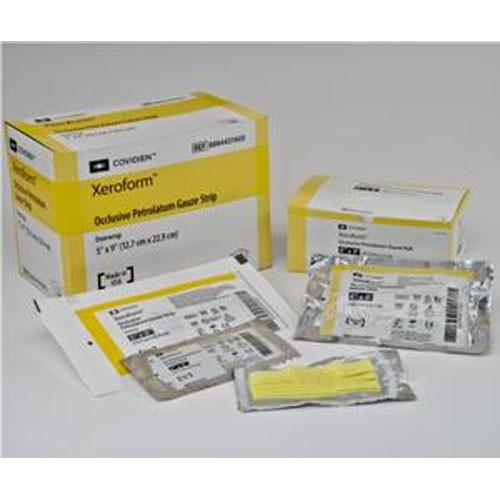 Xeroform Sterile Petrolatum Gauze Patch 5 X 9 -  Each