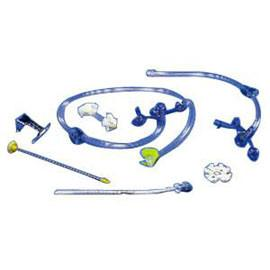 Kendall EntriStar Skin Level Gastrostomy Kit 16Fr x 1-1/2cm - One each - Total Diabetes Supply