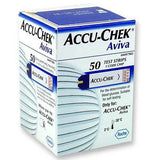 Accu-Chek Aviva Test Strips - 50 ct.