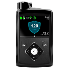 MiniMed 670G Insulin Pump (includes Ascensia Contour Next Meter)
